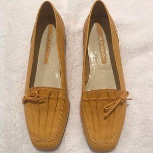 Enzo Angiolini Italian Leather Loafers